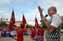 KÜÇÜMSEME - Başkan Akgün Açıklaması '19 Mayıs 1919, Türkiye Cumhuriyeti'nin İlk Kıvılcımıdır'