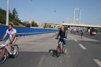 Başkan Murat Aydın, Kadın Kanserine Karşı Pedal Çevirdi