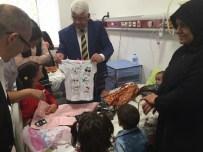 ŞAHİNBEY KAYMAKAMI - Ergene Belediye Başkanı Yüksel Kilis'E Gönderilen Yardımları Bizzat Teslim Etti