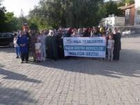 KELAYNAK - Haliliye Belediyesi'nden Kadınlara Pozitif Ayrımcılık