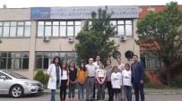Kartepe Bilgi Evi Öğrencilerine İş Güvenliği Eğitimi