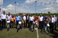 Kartepe'de Bin 600 Öğrenci Bisikletine Kavuştu