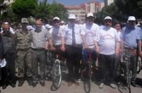 Kovancılar'da 5. Geleneksel Bisiklet Yarışı Yapıldı
