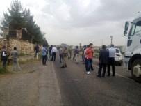 Mardin'de Zırhlı Araca EYP'li Saldırı