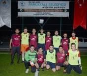 KARAHAYıT - Pamukkale Futbol Şöleni'nde Heyecan Başladı