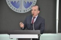 DRENAJ KANALI - Pekar Açıklaması 'ASKİ Para Biriktirmiyor Yatırım Yapıyor'