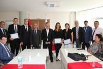 HÜSEYIN YARALı - Sağlık Hizmetleri Değerlendirme Toplantısı Saruhanlı'da Yapıldı
