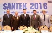 MUSTAFA AYHAN - Santek 2016'Nın Tanıtımı Yapıldı