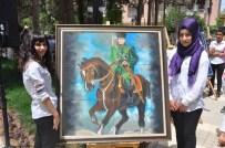 Tayfur Sökmen Anadolu Lisesi'nde Resim Sergisi Ve Kermes