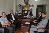 TÜRKIYE FINANS - Afyonkarahisar Madeni Sanatkarlar Odası İle Türkiye Finans Arasında Protokol İmzalandı