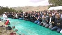 AHıLı - Ahılı'da Köylüler Şükür Duasına Çıktı