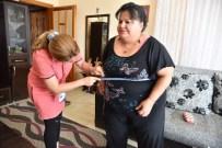 TOSMUR - Alanya Belediyesi'nden Yaşlı Vatandaşlara Evinde Hizmet