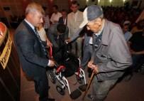 ERDOĞAN KANYıLMAZ - Başkan Yaralı'dan Engellilere Akülü Araba