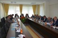 KATI ATIK TESİSLERİ - Bayburt'ta Katı Atık Birliği Toplantısı