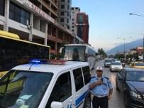 HAŞIM İŞCAN - Bursa'da yanlış alarm ortalığı ayağa kaldırdı