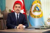 MAHMUT ÇELIKCAN - Çelikcan'dan 19 Mayıs Mesajı