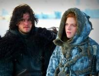 İSKOÇYALı - Game of Thrones'daki aşk gerçek oldu