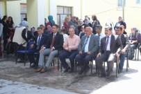 SÜRÜ YÖNETİMİ - Gemerek'te Halk Eğitim Merkezi Yıl Sonu Sergisi Açtı