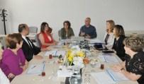 EBRU SANATı - Girişimcilikte Fark Yaratan Kadınlar Yarıştı