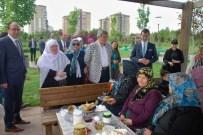 DEDE KORKUT - Kocaeli Belediye Başkanı Karaosmanoğlu'nun Eskişehir Ziyareti