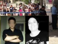 ANNE CİNAYETİ - Mersin'de kan donduran olay!