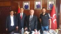 MEHMET ERDEM - Özaslan'dan, Başkan Erdem'e Ziyaret