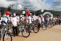 SAĞLIKLI HAYAT - Sağlıklı Nesiller Yetiştirmek İçin Binlerce Gence Bisiklet Dağıttılar