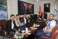 ENGELLİ İSTİHDAMI - SGK Müdürü Polat Gazetecilerle Bir Araya Geldi