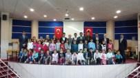 İNLICE - Sincik'te Okullar Arası Bilgi Yarışması Yapıldı