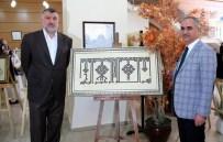HATTAT - Sivas'a 'Hüsn-İ Hat' Sergisi Açıldı