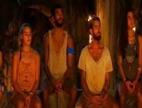 TV 8 - Survivor'dan elenen Gizem Kerimoğlu'ndan şoke eden hareket