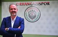ORHANGAZİSPOR - Yeni Başkan Cem Kapitan