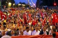 EDİP AKBAYRAM - Antalya Fener Alayında Buluştu