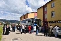 ALI GÜNER - Azdavaylı Öğrenciler Çanakkale'yi Gezdi