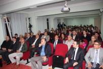 EKONOMİK YAPTIRIM - Bilecik'te Türkiye'de Ekonomi Güvenliği Konulu Sohbet Gerçekleşti