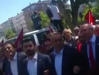 MAHMUT TANAL - CHP'li vekiller terör marşı söyledi