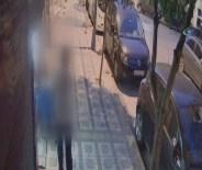 Çocuk Hırsızların Rahat Tavırları Görenleri Hayrete Düşürdü