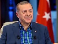 BÜYÜK BULUŞMA - Cumhurbaşkanı Erdoğan, gençlerle buluştu
