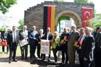 ALI ŞANLı - Kardeş Şehir Langen'e Giden Tarsus Heyeti Döndü
