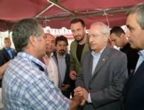 ADNAN KESKİN - Kılıçdaroğlu'ndan şehit ailesine taziye ziyareti