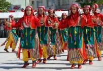 ABDULLAH YıLMAZ - Korkuteli'de Sade 19 Mayıs Kutlaması