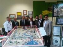 İBRAHIM ÇETIN - Kut'ül Amare Maketine Tasarım Yarışmasında Birincilik