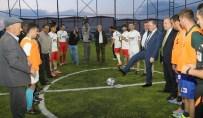 KARAHAYıT - Pamukkale Futbol Turnuvası'nda İlk Tur Bitti