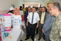 ALI ERTUĞRUL - Şerif Peri Mesleki Ve Teknik Anadolu Lisesinde 4006 TUBİTAK Bilim Fuarı'' Açıldı