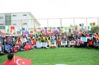 FILDIŞI SAHILLERI - Uluslararası Turnuvada Dostluk Kazandı