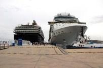 BODRUM TATİLİ - 7 bin turist Bodrum'a akın etti
