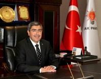 KANDIL GECESI - AK Parti İl Başkanı Eyup Özkeçeci'den Kandil Mesajı