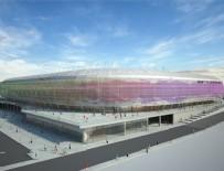Ankara'ya 20 bin kişilik stadyum yapılacak