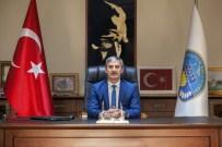 Başkan Şirin'den Miraç Kandili Mesajı
