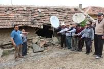MURAT EFE - Başlarına taş yağan köylüler isyan etti